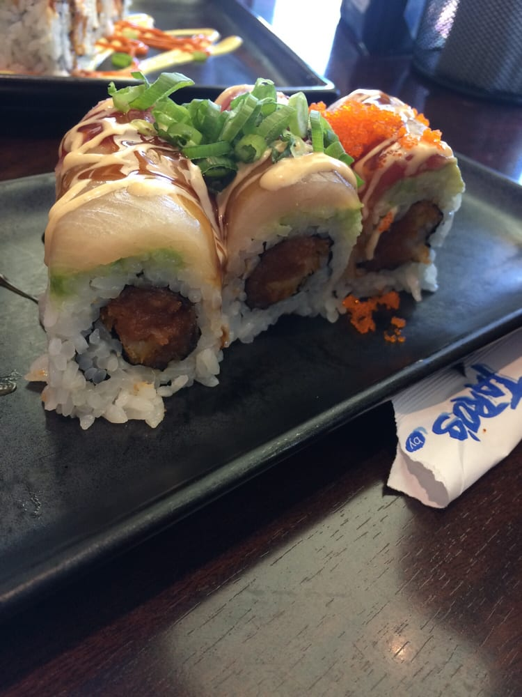 Annie roll yelp for Asia sushi bar and asian cuisine mashpee