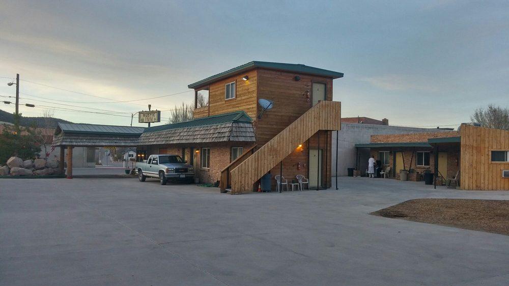 Rustic Inn Motel: 1555 Aultman St, Ely, NV