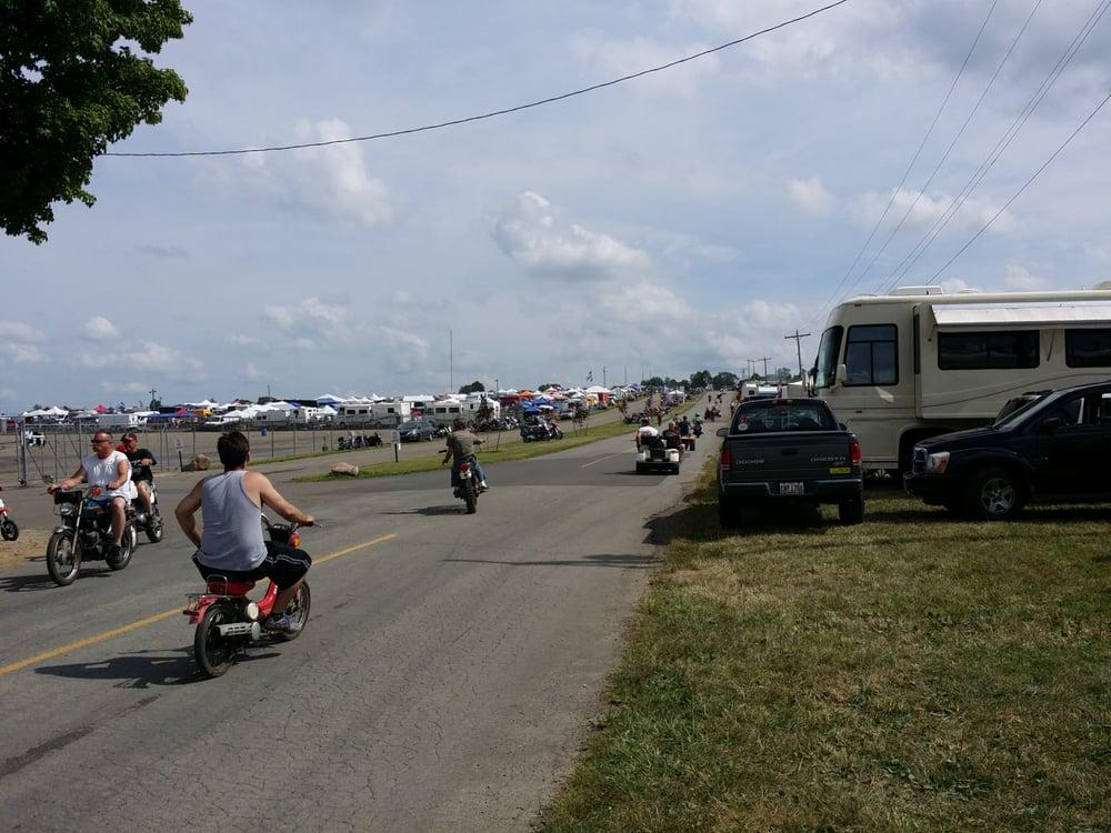 Mid-Ohio Sports Car Course: 7721 Steam Corners Rd, Lexington, OH