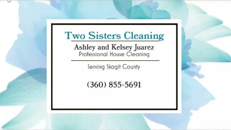 Two Sisters Cleaning: Mount Vernon, WA