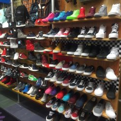 Photo Of Journeys   Denver, CO, United States. Lots Of Different Brands And