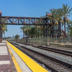 Fullerton Metrolink Station - 120 E Santa Fe Ave, Fullerton