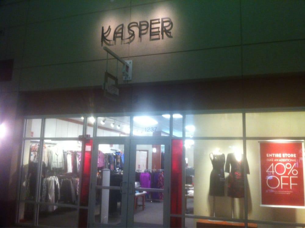 kasper accessories 1650 premium outlet blvd aurora. Black Bedroom Furniture Sets. Home Design Ideas