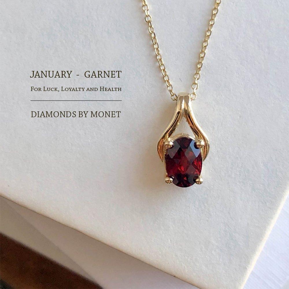 Diamonds by Monet