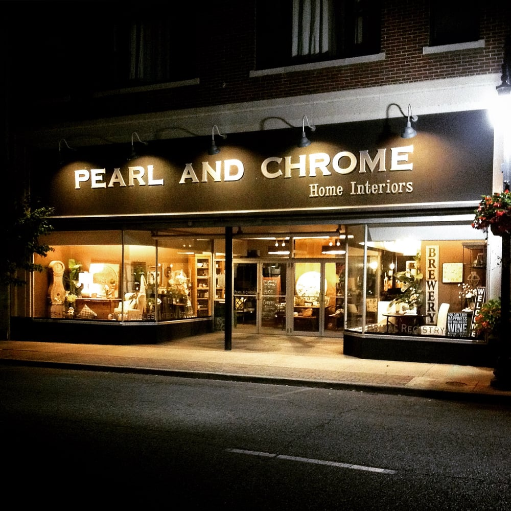Pearl And Chrome Home Interiors   Furniture Stores   309 Main St, Vincennes,  IN   Phone Number   Yelp