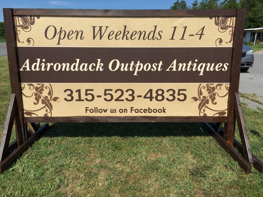 Adirondack Outpost Antiques & Gifts: 7503 Nys Rt 3, Harrisville, NY