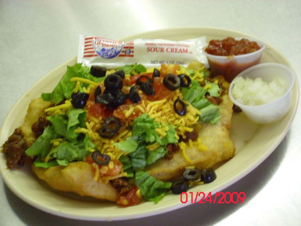 Bert's Cafe: 89 S Main St, Brigham City, UT