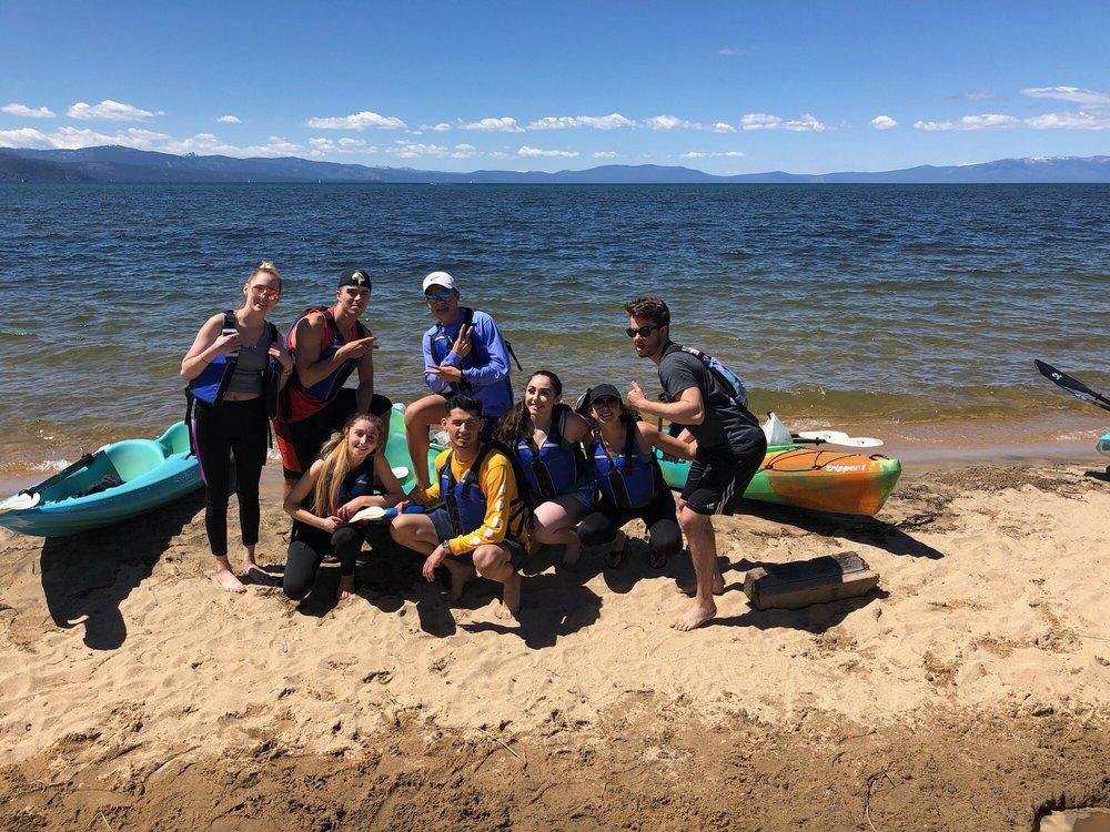 Lake Tahoe Kayak Rentals: 1019 Emerald Bay Rd, South Lake Tahoe, CA