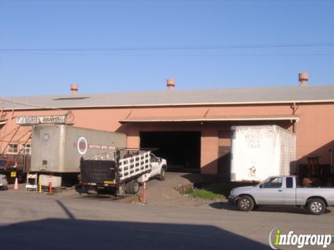 Accord Export Lines: 640 Cesar Chavez, San Francisco, CA