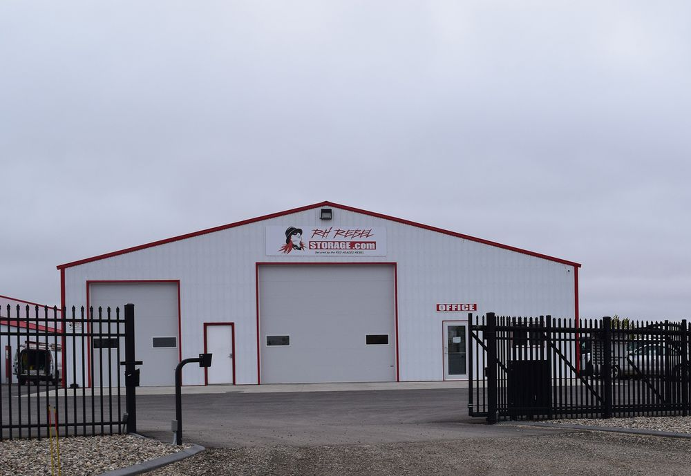 RH Rebel Storage: 1618 US 281 N, Jamestown, ND