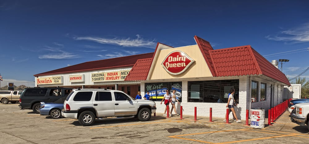 Bowlin's Picacho Peak Travel Center: 16543 E Camino Adelante Rd, Picacho, AZ