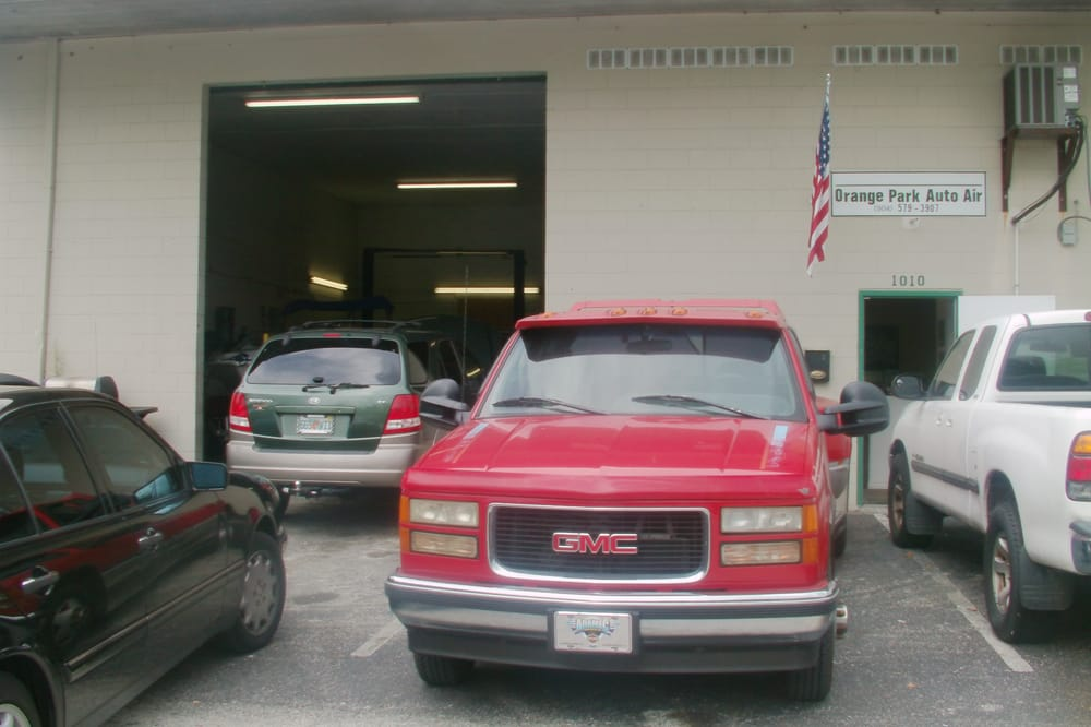 Orange Park Auto Air: 369 Blanding Blvd, Orange Park, FL