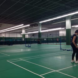 saint bruno badminton