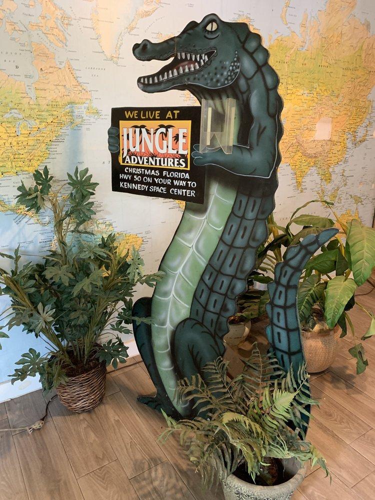 Jungle Adventures: 26205 E Colonial Dr, Christmas, FL