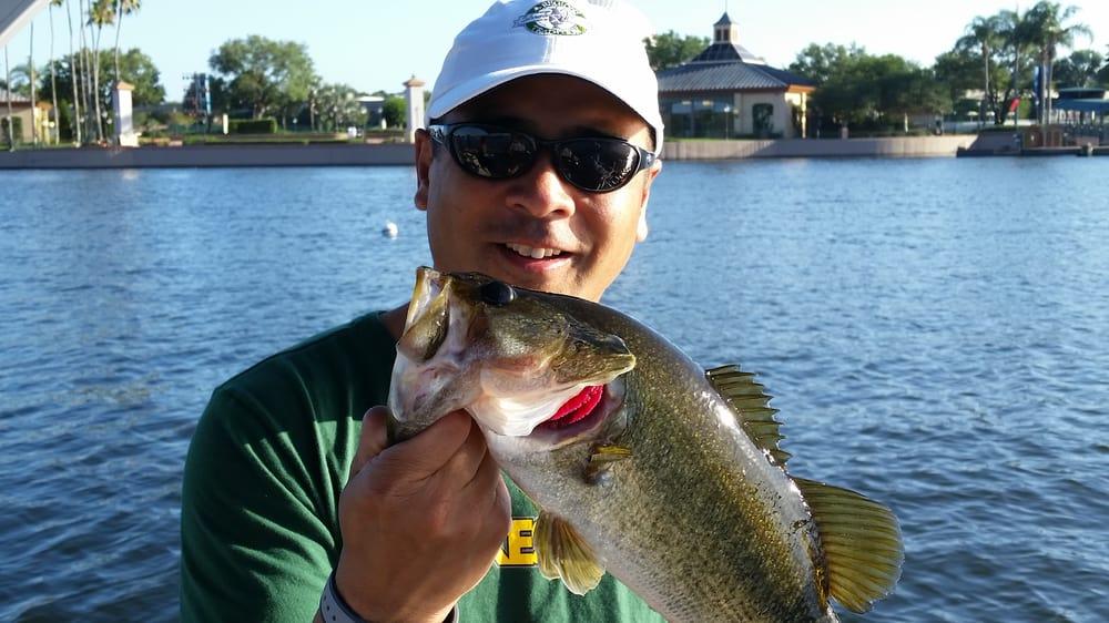 Walt Disney World Fishing Excursions