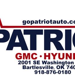 Patriot Gmc Bartlesville >> Patriot Gmc Hyundai Auto Repair 2001 Se Washington Blvd