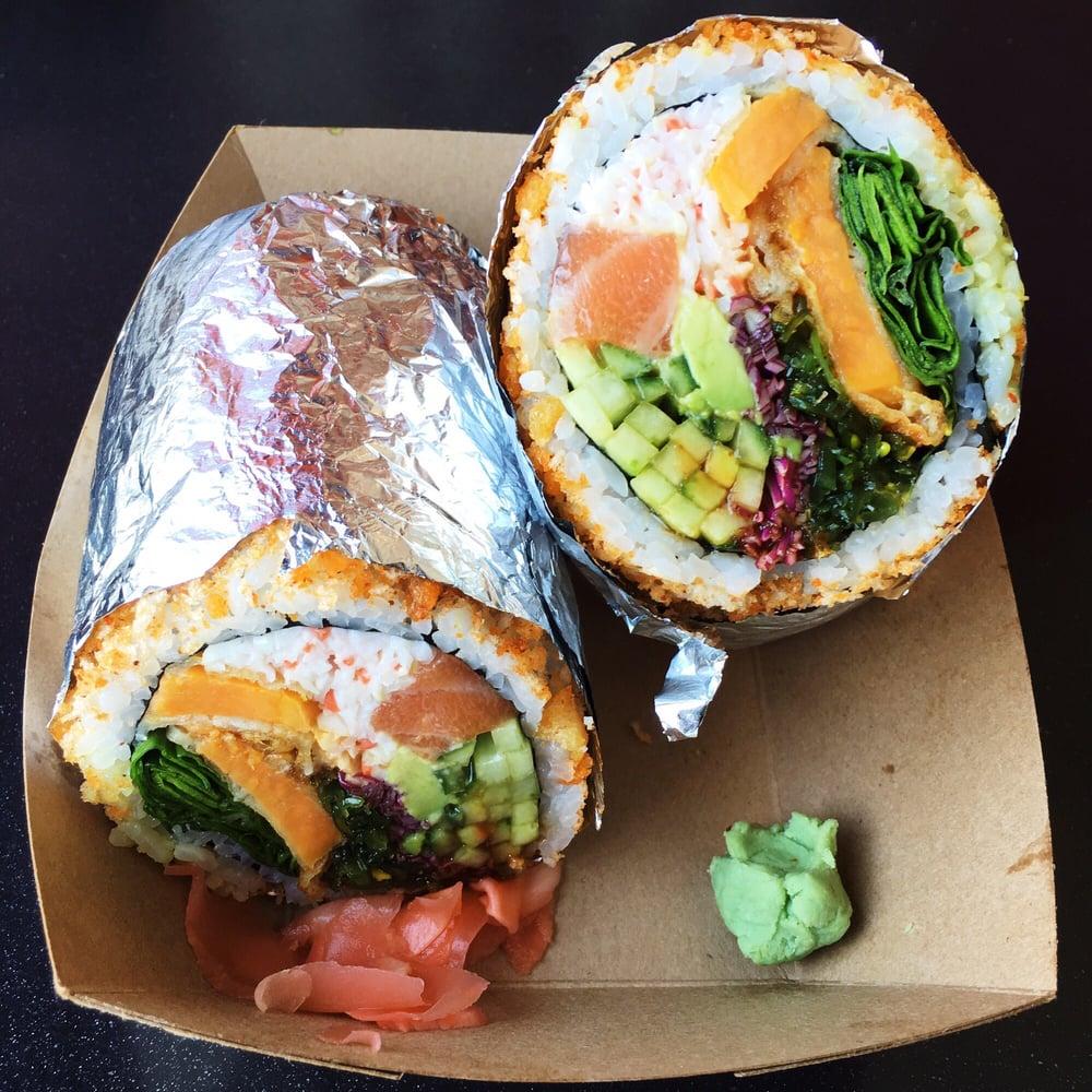 Sushi Burrito - Order Food Online - 168 Photos & 160 ...