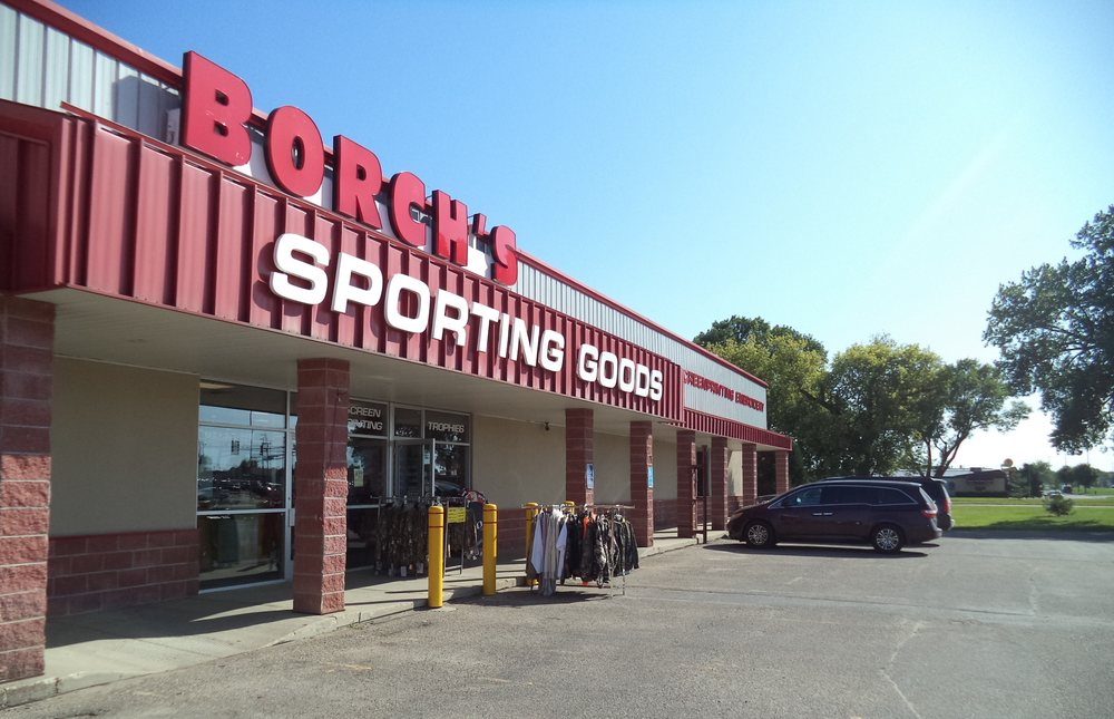 Borch's Sporting Goods: 1309 E College Dr, Marshall, MN