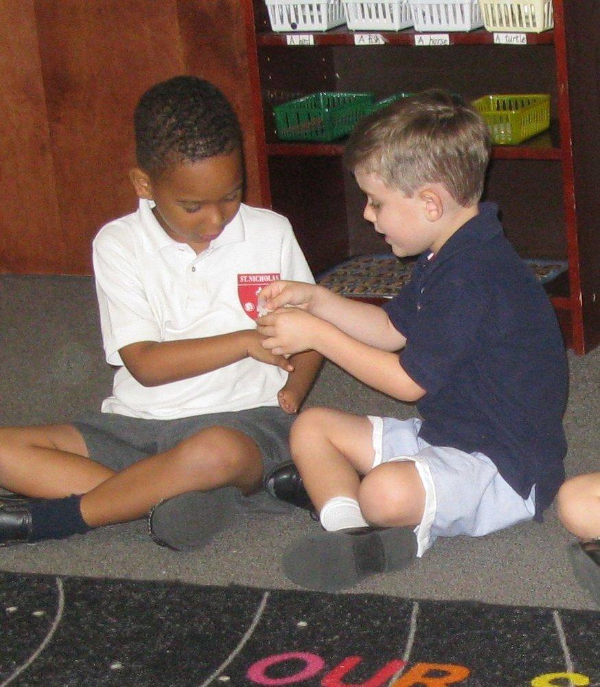 Saint Nicholas School: 3511A Linkwood Dr, Houston, TX
