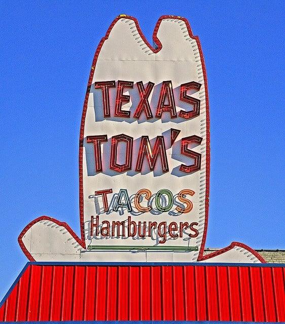 Texas Toms