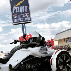Photo of Flashpoint Auto Inspection - Austin, TX, United States. The Third Wheel