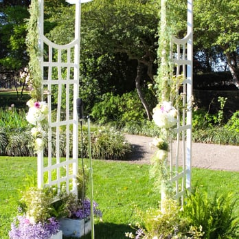 Photo Of Texas Discovery Gardens Dallas Tx United States Wedding Arch By