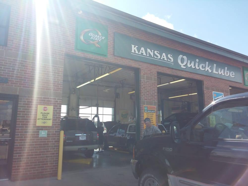 Kansas Quick Lube: 1927 S Range Ave, Colby, KS