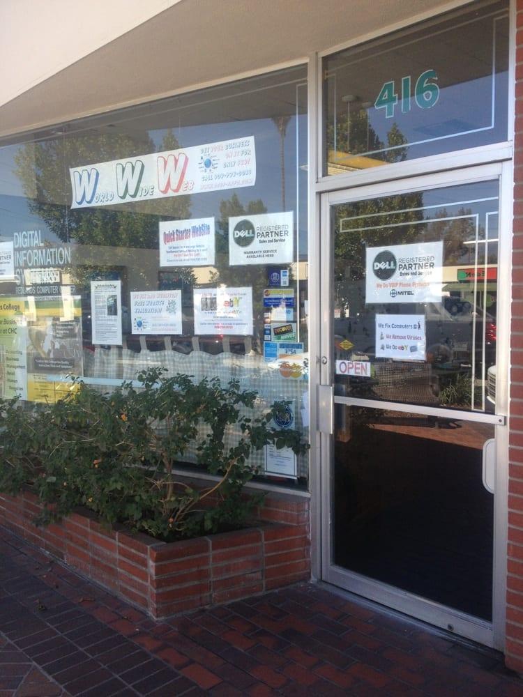 Digital Information Systems: 416 E State St, Redlands, CA