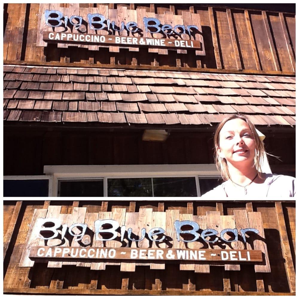 Big blue bear 36 foto e 56 recensioni caff e t 101 for Cabine di noleggio in big bear ca