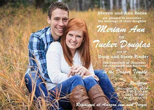 MCC Wedding Invitations: 616 W 600th S, Mapleton, UT