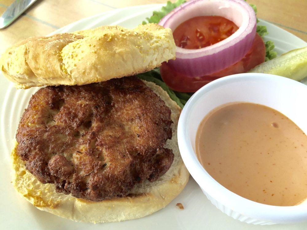 Toucan Grill & Fresh Bar: 101 Wall St, Oriental, NC