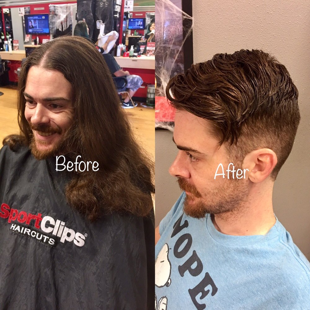 Photos For Sport Clips Haircuts Of Orange Tuskatella
