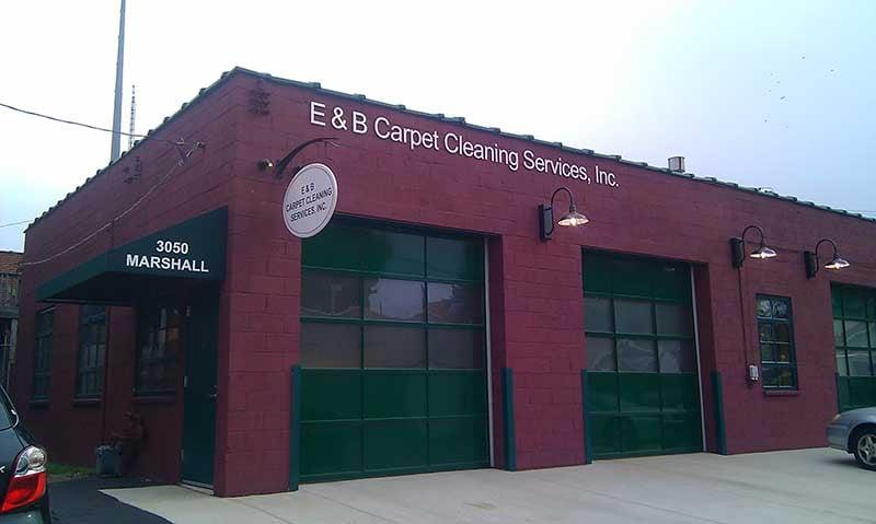 E & B Carpet Cleaning: 3050 Marshall Ave, Saint Louis, MO