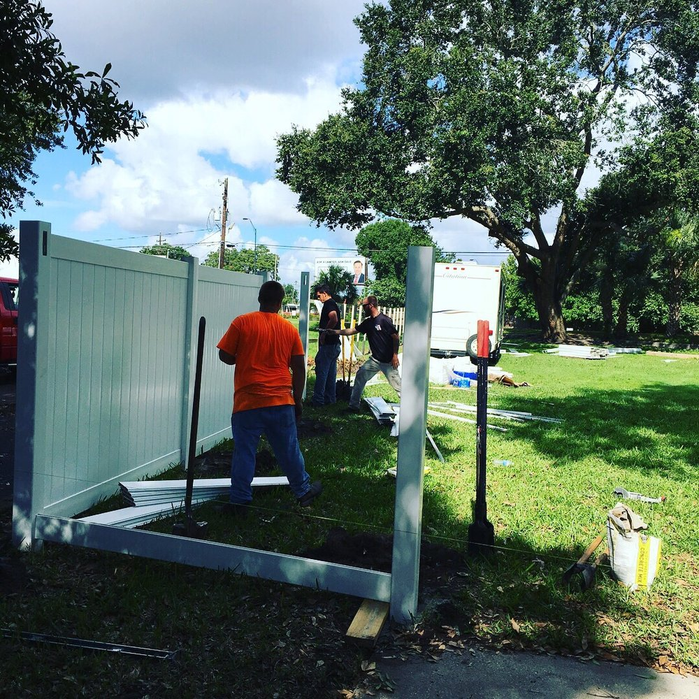 Central Florida Fencing: 6321 Christina Groves Cir W, Bartow, FL