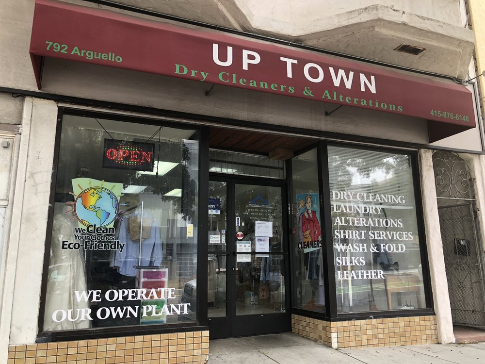 Up Town Cleaners