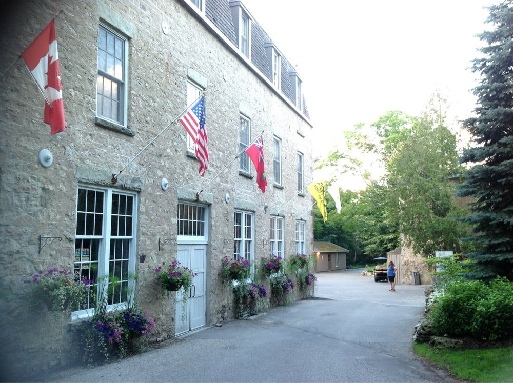Restaurants Near Millcroft Inn