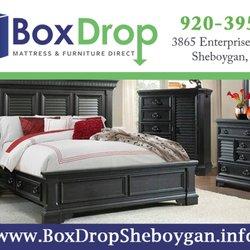 Boxdrop Mattress Furniture Sheboygan Furniture Stores 3865