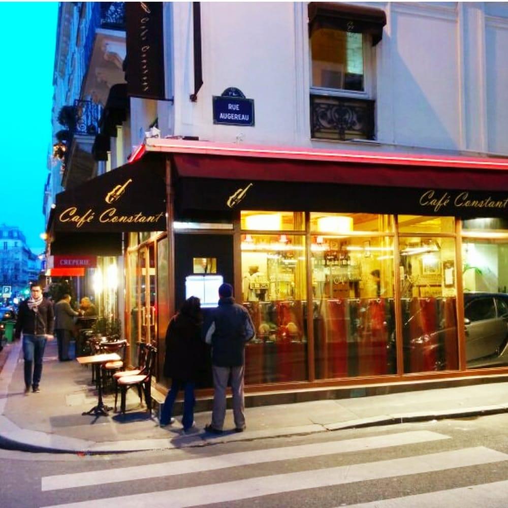 Caf De Paris Ecrire