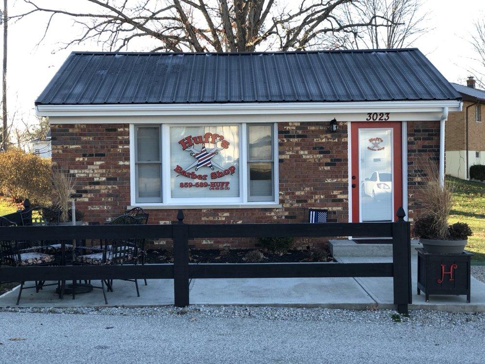 Huff's Barber Shop: 3023 Torrid St, Burlington, KY