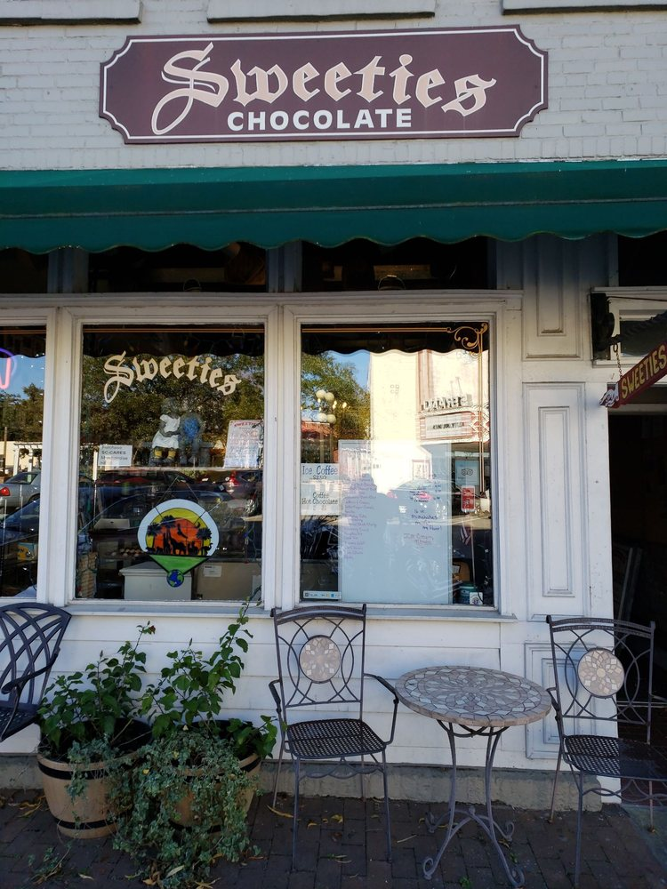 Sweeties Homemade Ice Cream & Sweets - SHICS: 707 Front St, Georgetown, SC