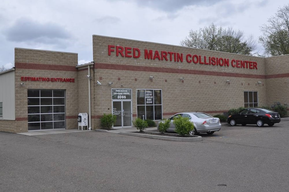 Fred Martin Collision Center