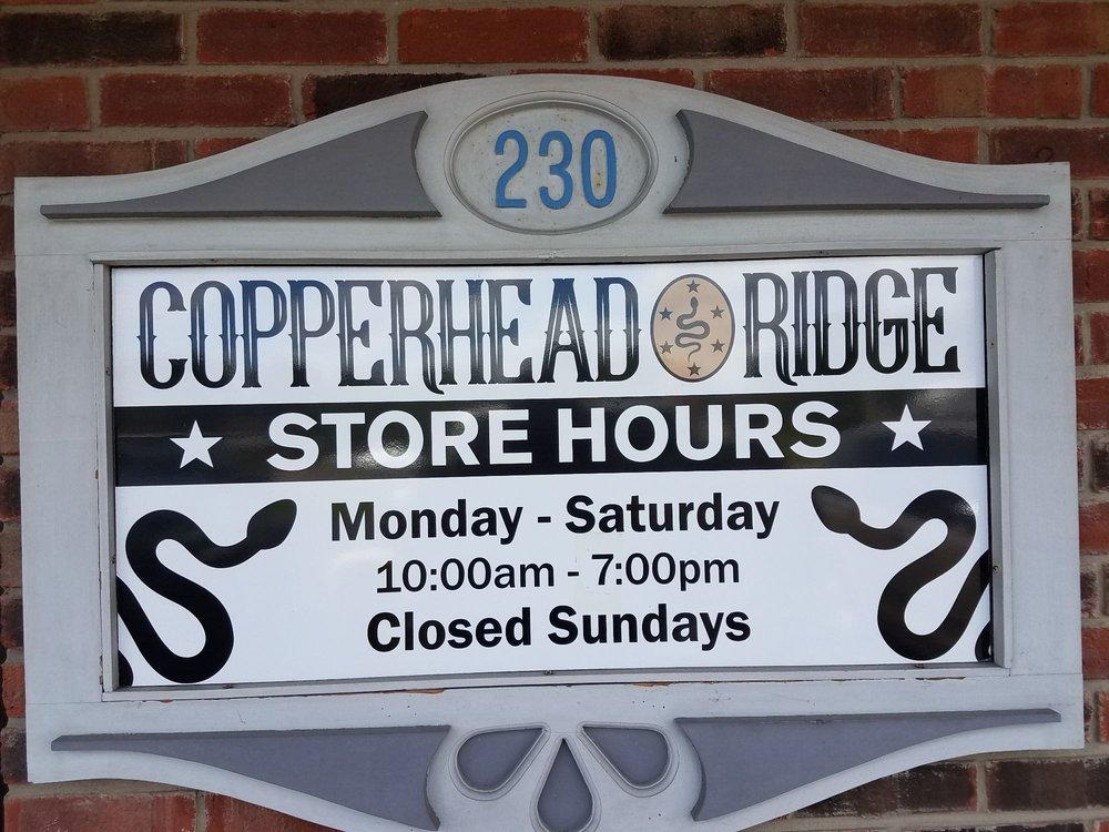 Copperhead Ridge Firearms: 180 N Avon Ave, Avon, IN