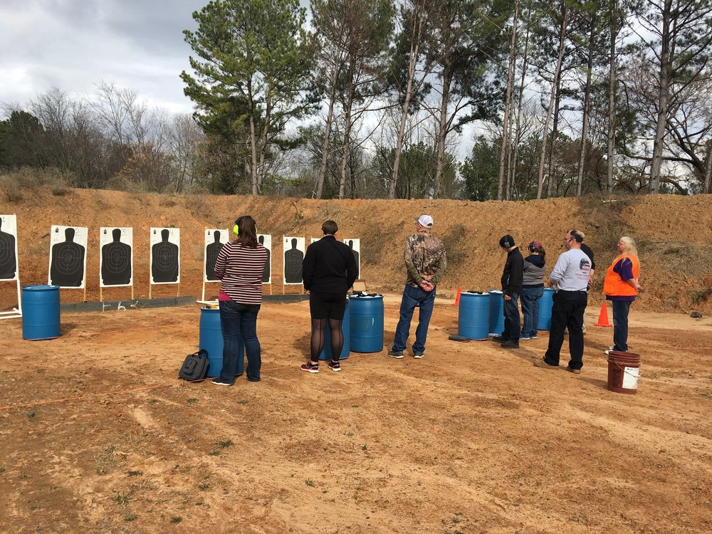 American Freedom Firearms Training: 315 Mastercraft Ave, Marshall, TX