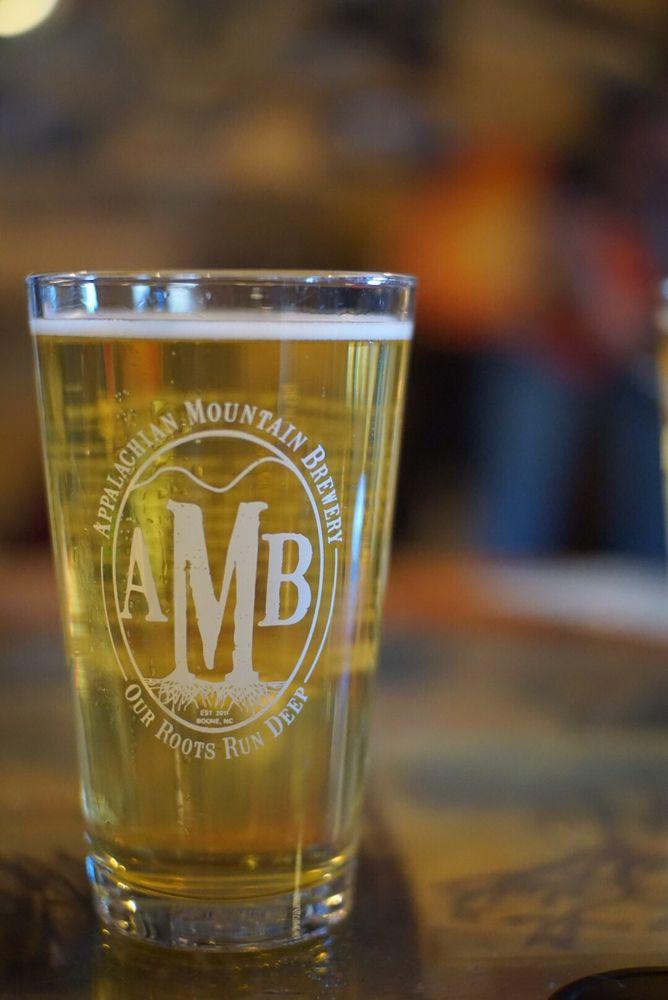 Appalachian Mountain Brewery: 163 Boone Creek Dr, Boone, NC