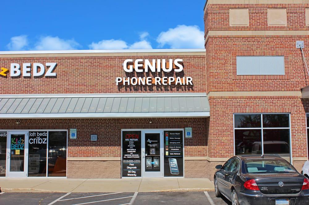 Genius Phone Repair: 4693 Wilson Ave SW, Grandville, MI