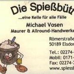 Allroundhandwerker Berlin maurer allround handwerker spiessbütt handymen römerstr 13