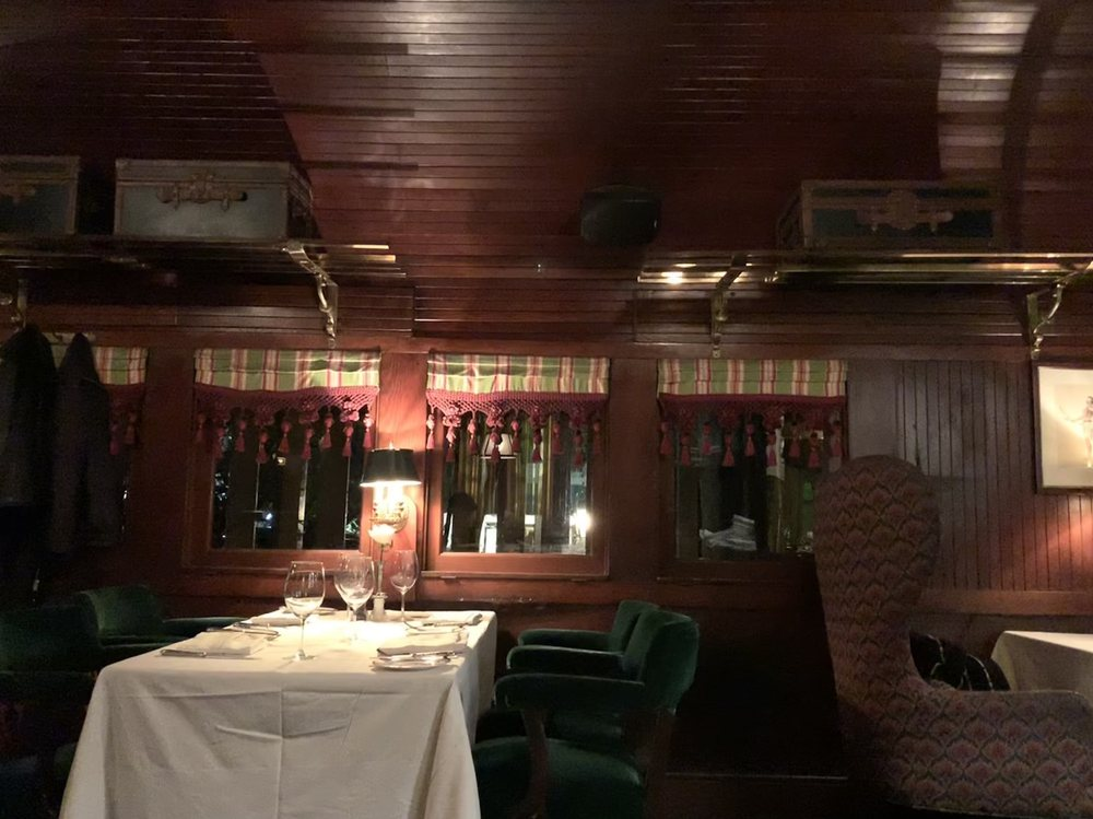 1593 photos for Pacific Dining Car & Dining car interior - Yelp