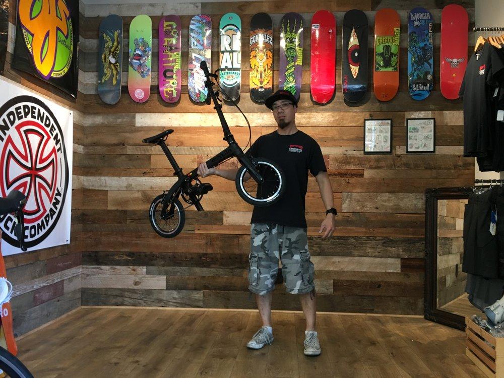 California Bike and Snowboard: 1483 Danville Blvd, Alamo, CA