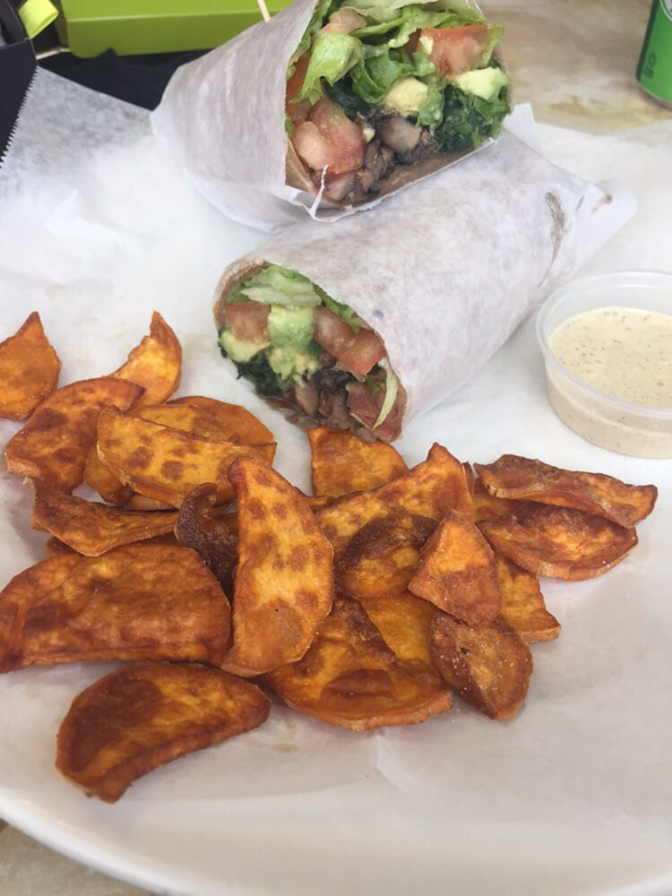 Avocado Cafe Georgetown Menu