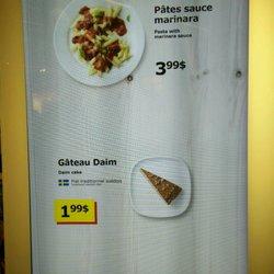 Photo Of IKEA Restaurant   Montreal, QC, Canada. Menu Of The Week